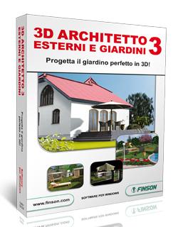 Il software per creare ed arredare casa e giardino in 3d for Software arredo casa