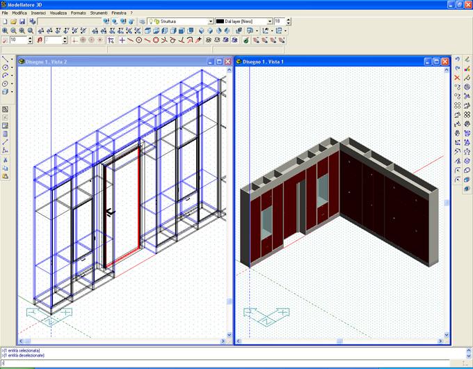 Il software professionale per arredare e creare mobili in 3d for Programma arredamento 3d