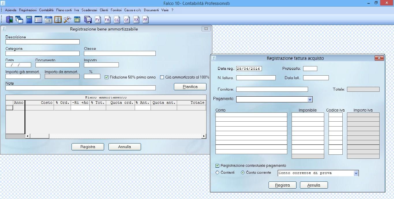 Il software completo per la gestione della contabilit dei for Software gratuito per la costruzione della casa