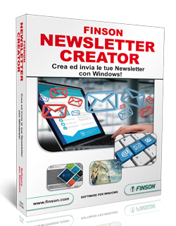 Il software per fare e inviare newsletter mailing