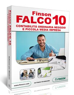 FALCO 10 CONTABILITA' ORDINARIA NEGOZIO E PMI