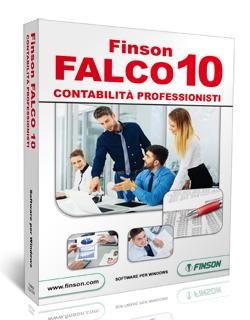 FALCO 10 CONTABILITA' PROFESSIONISTI
