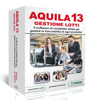 AQUILA 13 GESTIONE LOTTI