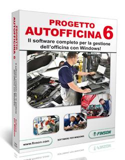 Il software per le autofficine e le carrozzerie for Progetto software