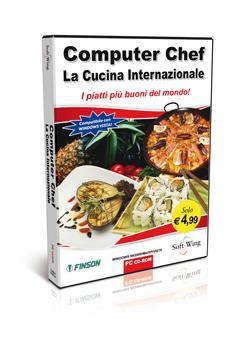 COMPUTER CHEF-La Cucina Internazionale